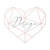 Logo Design im Herzen